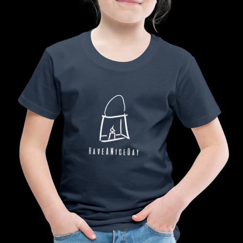 HaveANiceDay Original Dark - Kinder Premium T-Shirt