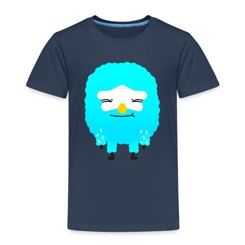 Monsterhide Yeti - Kinder Premium T-Shirt