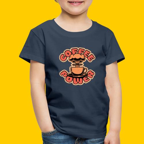 Coffee power - Premium-T-shirt barn