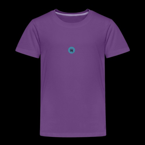 GekkeMennen LOgo - Kinderen Premium T-shirt