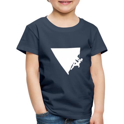 Klettern in Leonidio - Kinder Premium T-Shirt