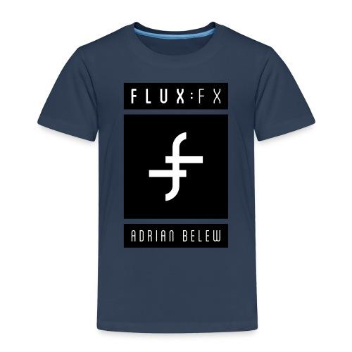 FLUXFX_logo_belew - Kids' Premium T-Shirt