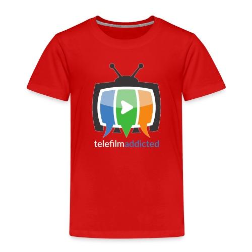Logo Telefilm Addicted - Maglietta Premium per bambini