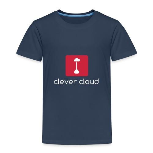Clever Logo - Kids' Premium T-Shirt