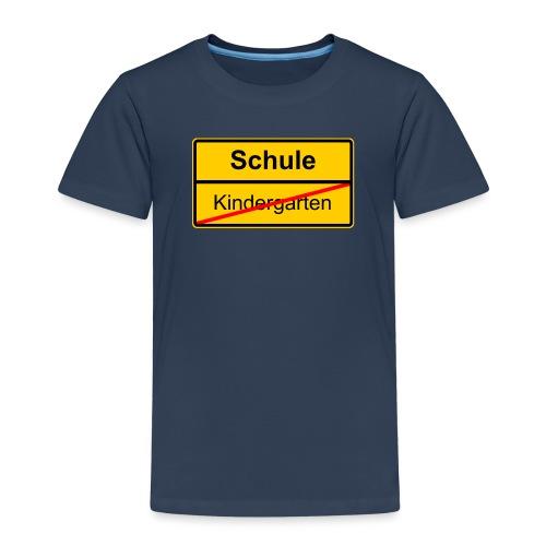 Kindergarten Schule - Kinder Premium T-Shirt