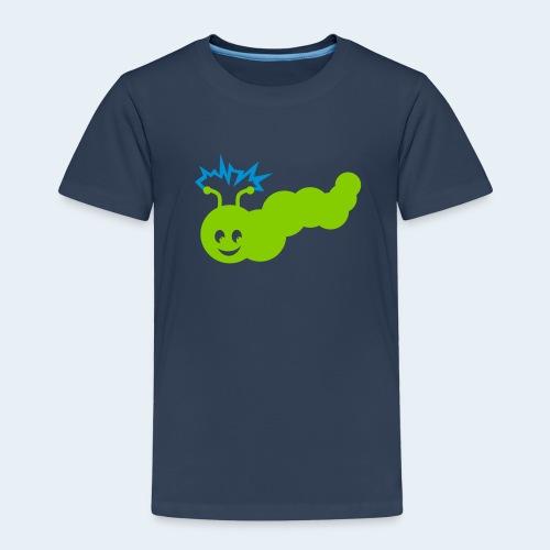 Stromer Raupe zweifarbig - Kinder Premium T-Shirt