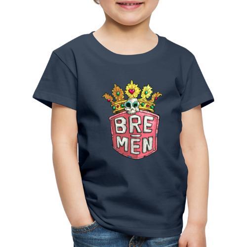 Bre-Men Abenteuer - Kinder Premium T-Shirt