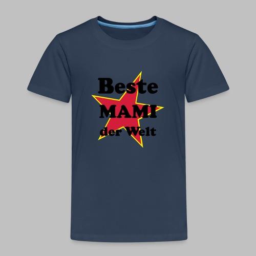 Beste MAMI der Welt - Mit Stern - Kinder Premium T-Shirt