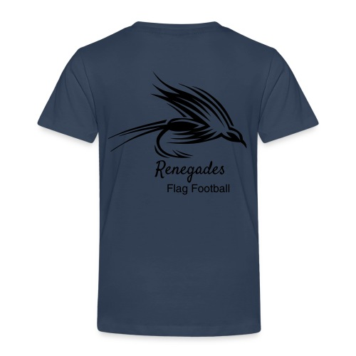 Renegades_Black_Schrift P - Kinder Premium T-Shirt