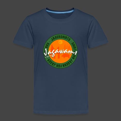 Original Jagawams - Jägershirts seit 2005 - Kinder Premium T-Shirt