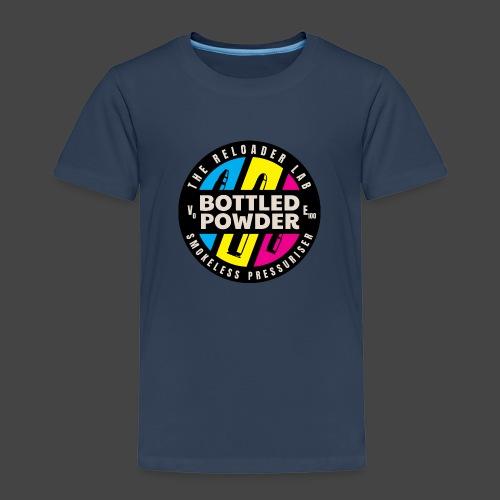 """""""Bottled Powder""""-Shirt für Wiederlader - Kinder Premium T-Shirt"""