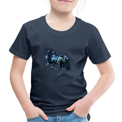 The Blue Horse - Kinder Premium T-Shirt