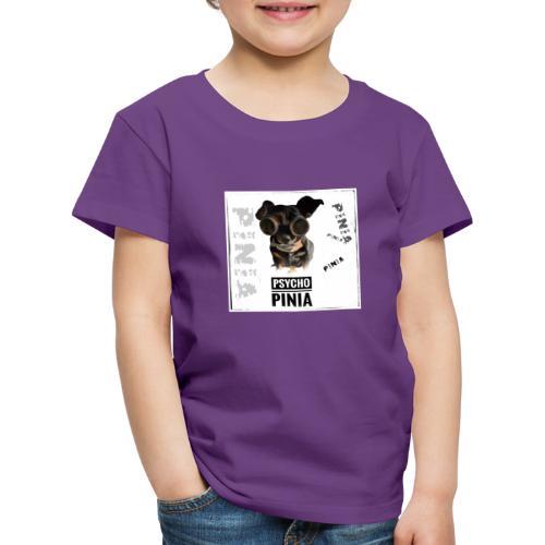 Psycho Pinia - Kinder Premium T-Shirt