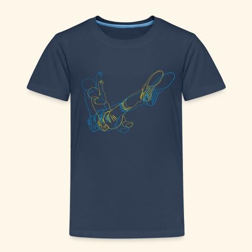 boulderfragment - Kinder Premium T-Shirt