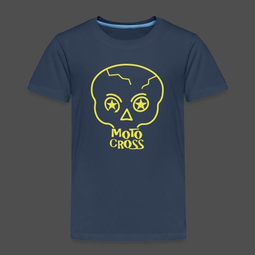 MX Skull No.5 - Koszulka dziecięca Premium