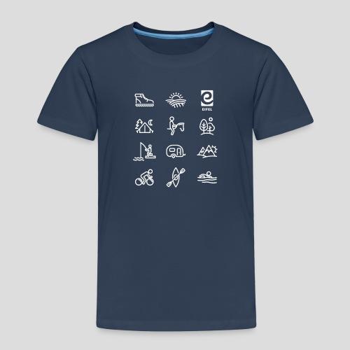 Eifel - Freizeit - weiß - Kinder Premium T-Shirt