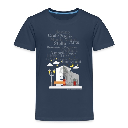Duomo Graphic - Maglietta Premium per bambini
