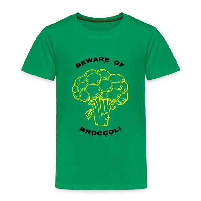 Beware of Broccoli Smaller