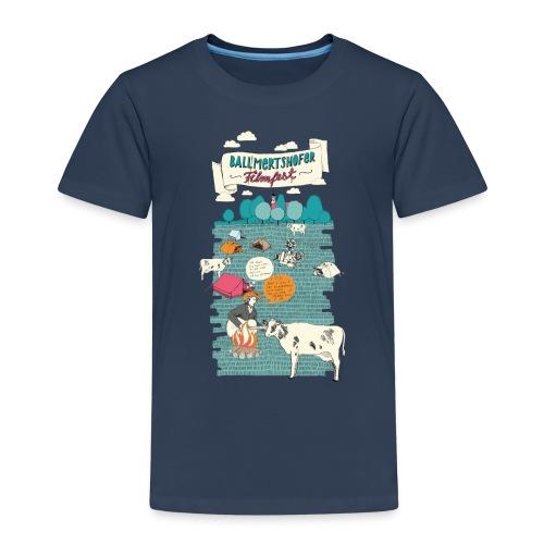 Ballmertshofer Filmfest - Kinder Premium T-Shirt