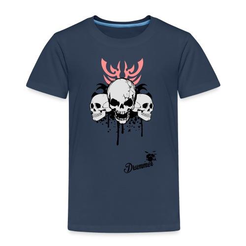 Bloody Skulls - Kids' Premium T-Shirt