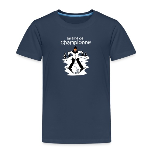 Graine de championne - T-shirt Premium Enfant