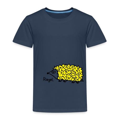 Riegel II - Kinder Premium T-Shirt