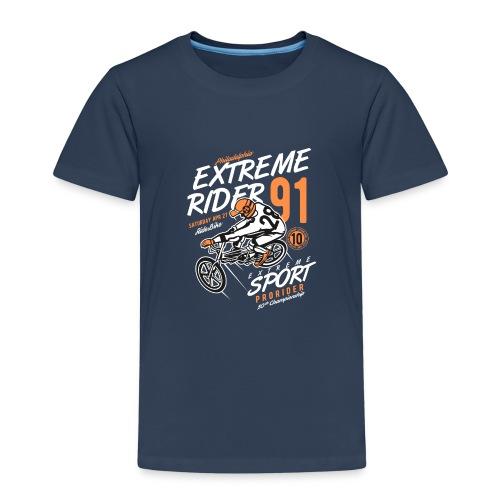 Extreme Rider - Kinder Premium T-Shirt