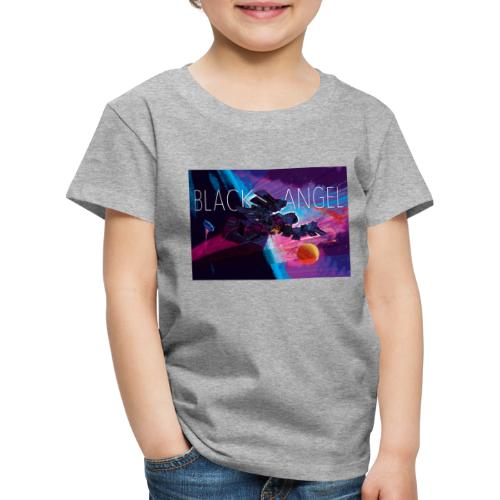 BLACK ANGEL COVER ART - T-shirt Premium Enfant