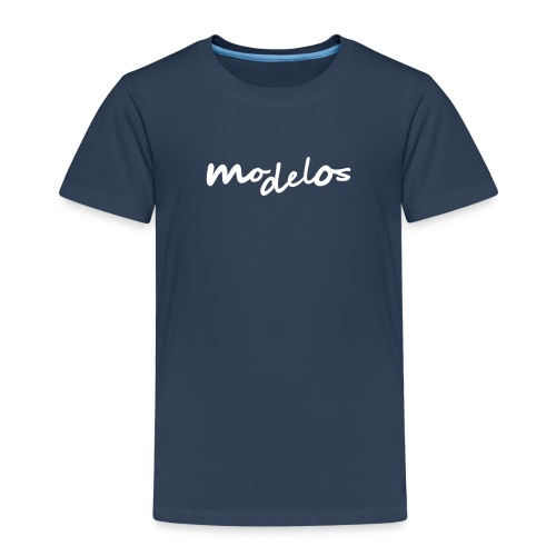 modelos - Kinder Premium T-Shirt