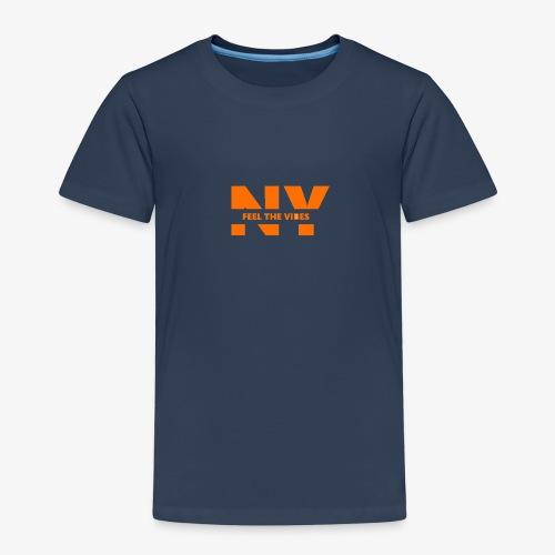 feel the Vibes - Kinder Premium T-Shirt