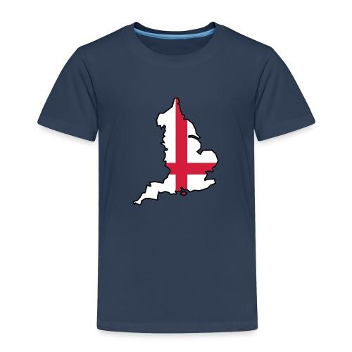 England & Flag - Kids' Premium T-Shirt
