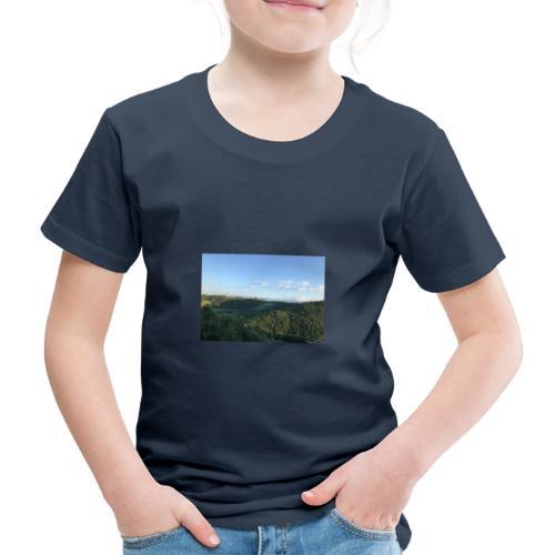 paesaggio - Maglietta Premium per bambini