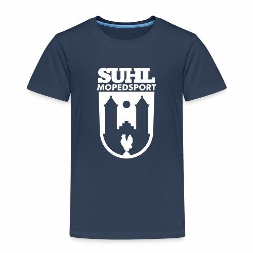 Suhl Mopedsport Hahn Logo - Kids' Premium T-Shirt