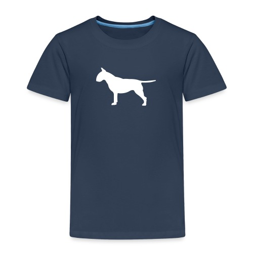 hunde_dogz_minibull_rumbs - Kinder Premium T-Shirt