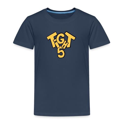 gold svg - Kids' Premium T-Shirt