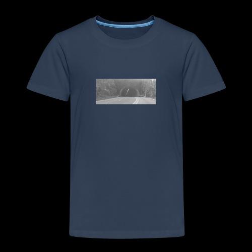 Rennesøy TUNNELL - Premium T-skjorte for barn
