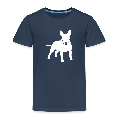 hunde_dogz_minibull_v2 - Kinder Premium T-Shirt