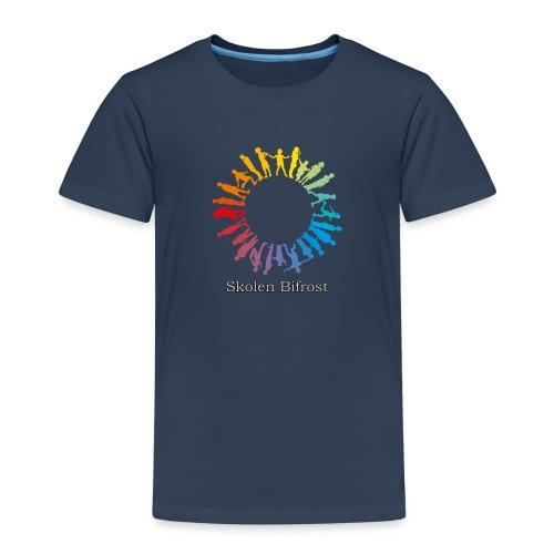 Skolen Bifrost - Børne premium T-shirt