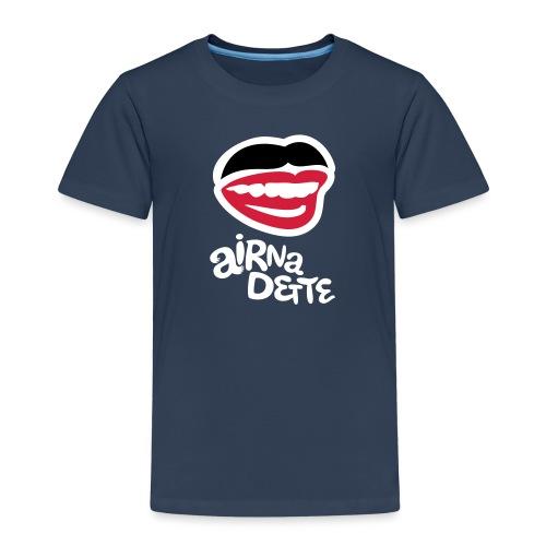 Moustache Cartoon - T-shirt Premium Enfant