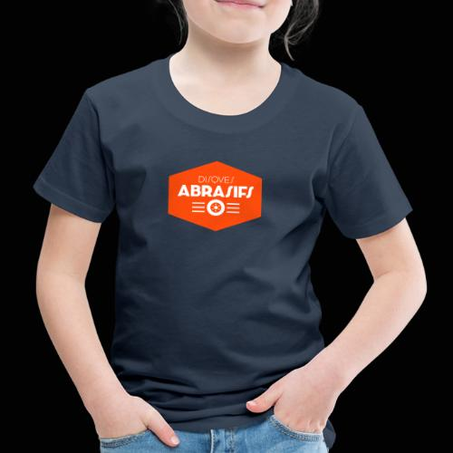 Official Disques Abrasifs Merch' - T-shirt Premium Enfant