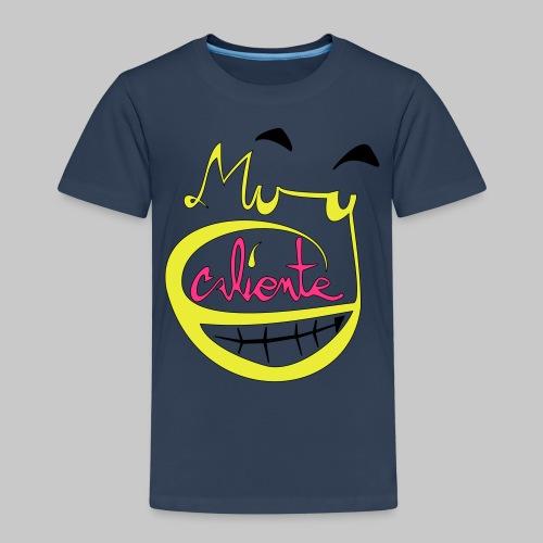 MuycalienteLogo - Kinder Premium T-Shirt