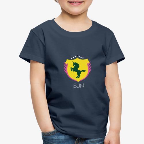 ISUN - Premium-T-shirt barn