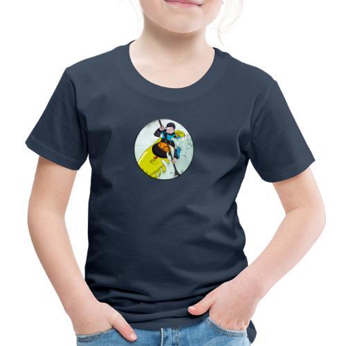 WW.png - Kinder Premium T-Shirt