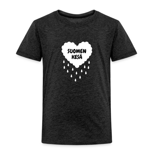 Suomen kesä - Lasten premium t-paita