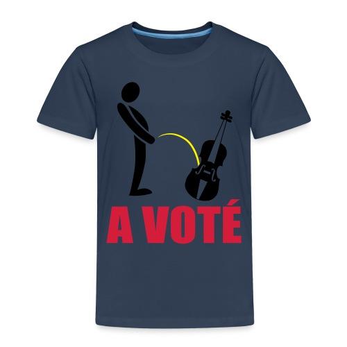 A voté - T-shirt Premium Enfant