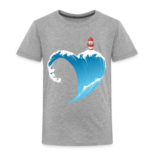 Ostseeherz - Kinder Premium T-Shirt