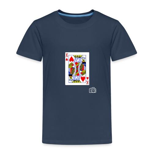 King of Sharts - Kids' Premium T-Shirt