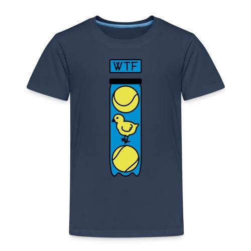 wtf tennis poussin - T-shirt Premium Enfant