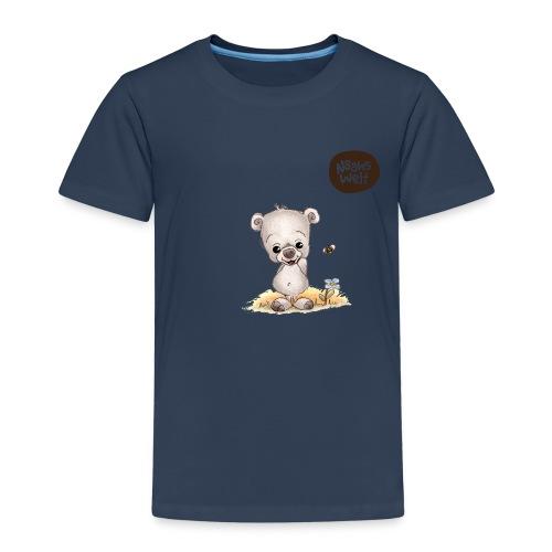 Noah der kleine Bär - Kinder Premium T-Shirt