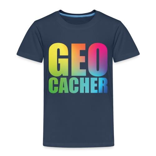 Geocacher (summer2016) - Lasten premium t-paita